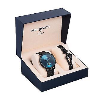 PAUL HEWITT Ltd Edition Cadeau set montre + bracelet PH-PM-16-XL