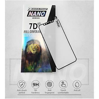 Screenprotector 7D Nano Flex Glass voor Samsung A80 - A90