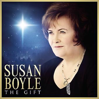 スーザン ボイルのギフト [CD] USA 輸入
