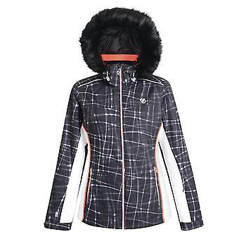 Dare 2b Womens/Ladies Copious Printed Ski Jacket