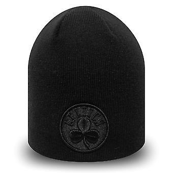 عصر جديد متماسكة الشتاء قبعة الجمجمة Beanie -- بوسطن سلتكس