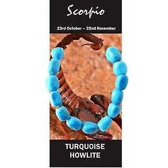 Scorpio natürliche Schmuck Armband