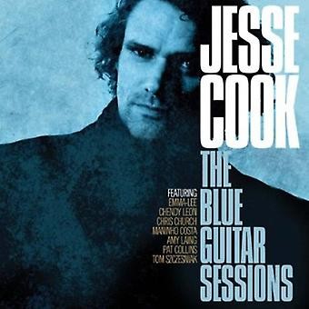 Jesse Cook - Blue Guitar Sessions [CD] USA import