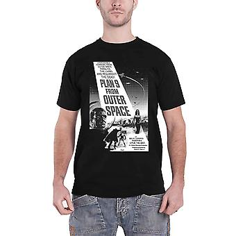 From Outer Space T Shirt Poster Vintage Movie new Official Mens Black