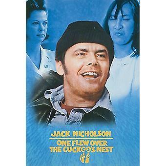 Men vloog over de Cuckoos nest (herdruk) herdruk poster