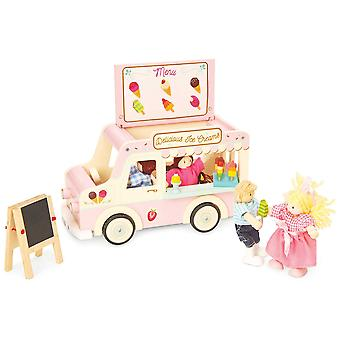 Le Toy Van Doll House Dolly Ice Cream Van