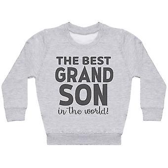 Beste opa en kleinzoon-matching set-Baby/Kids trui & papa trui