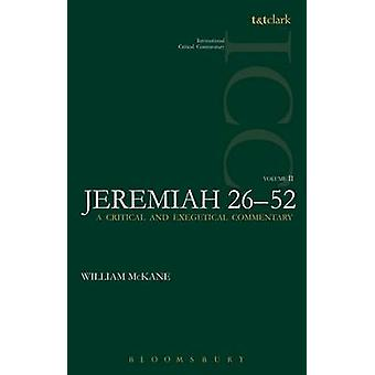 Jeremiah ICC by William McKane