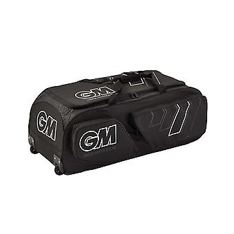 Gunn & Moore 2020 909 Wheelie Cricket Duffle Holdall Bag Black