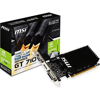 MSI nVidia GEForce GT710 2G DDR3