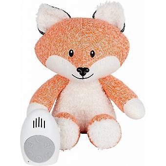 Flow Baby Comforter Robin The Fox - Oranje