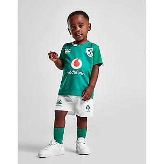 New Canterbury Infant Ireland RFU 2019 Home Kit Green