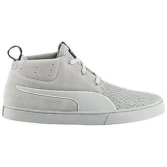 بوما RBR الصحراء التمهيد فولك 305926-02 أحذية الرجال أحذية رياضية رمادية أحذية رياضية