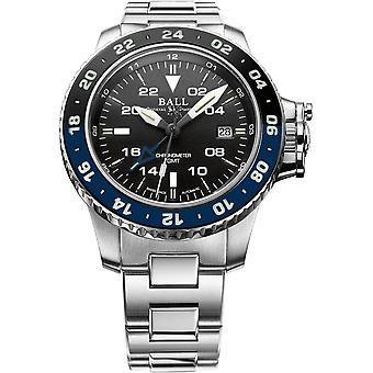 Ball DG2018C-S10C-BK Engineer Hydrocarbon AeroGMT II Wristwatch Blue