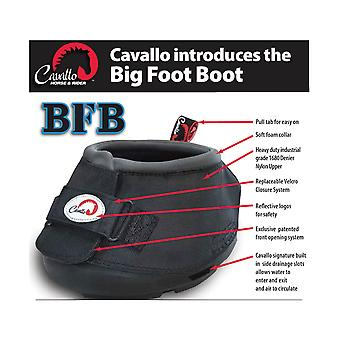 Toque de Big Foot Cavallo cerradura arranque de caballo