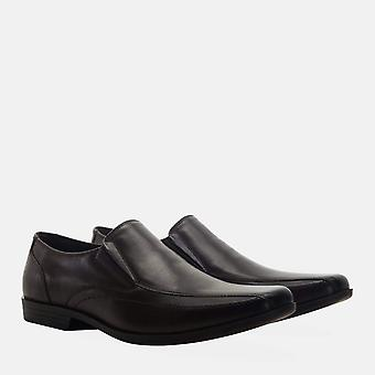 Joseph brown leather formal shoe