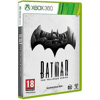 Batman sankarin sarjan Xbox 360-peli