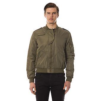 Trussardi Man Military Green Jacket