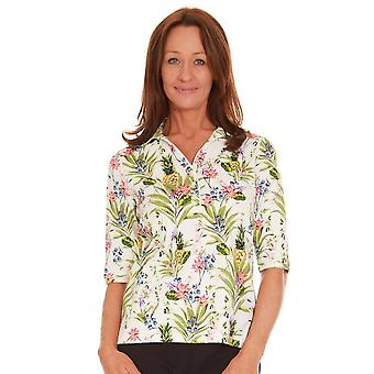 LUCIA Lucia Flower Print Top 44 423356