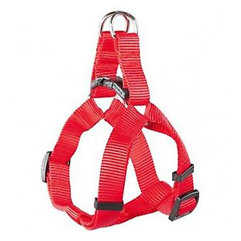 Arppe Arnes Practic Nylon Basic Rojo (Dogs , Collars, Leads and Harnesses , Harnesses)