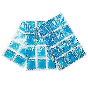 3x Flexible Ice Bags