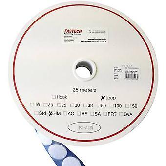 FASTECH® T0203500003C1 Haak-en-lus stick-on dot stick-on (hot melt lijm) Haakkussen (Ø) 35 mm Wit 1 pc(s)