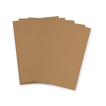 Dutch Doobadoo ATC card - kraft brown 50 pc 250gr 474.300.003 64x89mm