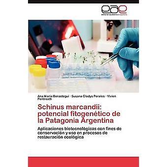 Schinus Marcandii Potencial Fitogenetico de La Patagonia Argentina by Berastegui & Ana Mar