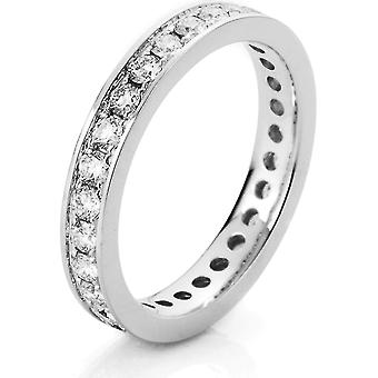 Diamond Ring Ring - 18K 750/- White Gold - 0.87 ct. - 1A476W850 - Ring width: 50