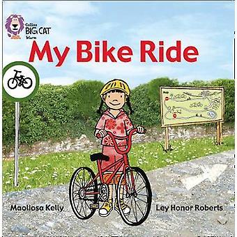 My Bike Ride Band 02aRed a von Maoliosa Kelly & Serie herausgegeben von Cliff Moon & Illustriert von Ley Honor Roberts & Vorbereitet für die Veröffentlichung von Collins Big Cat