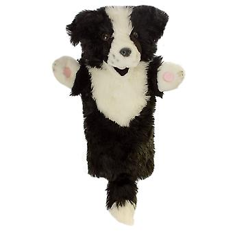 The Puppet Company - Boneco de Mão Border Collie de Manga Comprida