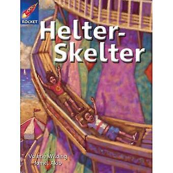 Helter Skelter: Orange Reader 4 (Rigby Star Independent)