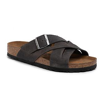 Birkenstock Lugano 1015570 universal summer men shoes
