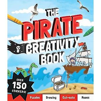 The Pirate Creativity Book by Andrea Pinnington - 9781783125326 Book