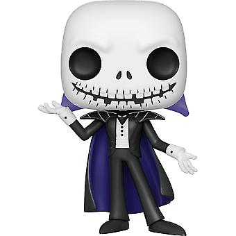 The Nightmare Before Christmas Jack Vampire Pop! Vinyl