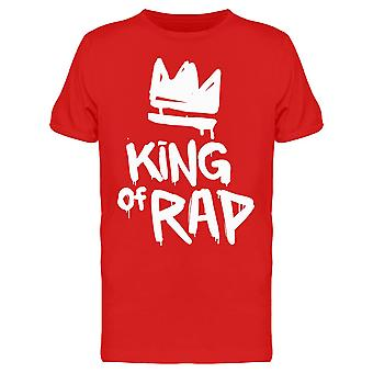 King Of Rap Graffiti Tee Men's -Kuva Shutterstock