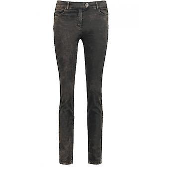 Taifun Antika svarta jeans