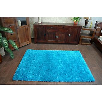 Tapis SHAGGY LILOU turquoise