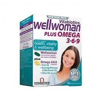 Vitabiotics - Wellwoman Plus 56 tablet