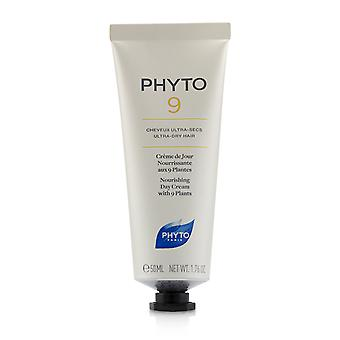 Phyto 9 nourishing day cream with 9 plants (ultra dry hair) 243782 50ml/1.76oz
