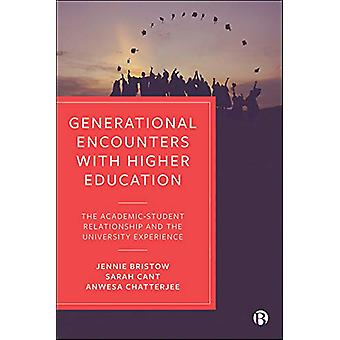 Generational Encounters with Higher Education - The Academic-Student R