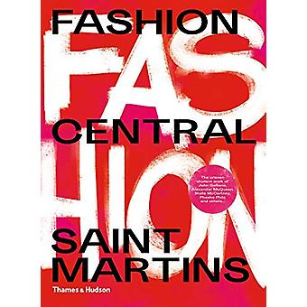 Fashion Central Saint Martins by Cally Blackman - 9780500293713 Book
