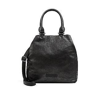 Fritzi aus Preussen NADINE Black Woman Bag (Black 1/Mammoth) 15x34x35 cm (B x H x T)