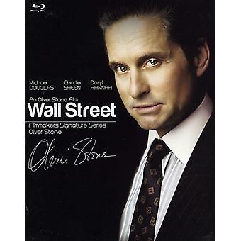 Importazione USA Wall Street [BLU-RAY]