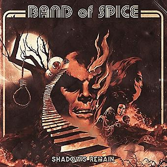 Band of Spice - Shadows Remain [CD] USA import