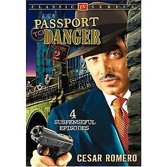 Pass för fara: Vol. 2 [DVD] USA import