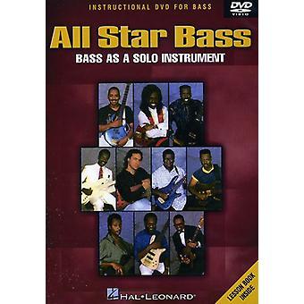 All Star Bass [DVD] USA import