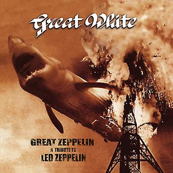 Great Zeppelin - A Tribute To Led Zeppelin [CD] USA import
