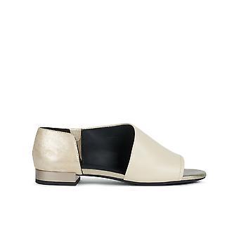 Geox d wistrey sandalo sandaler kvinder beige