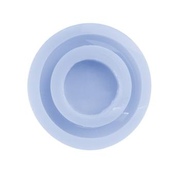Siliconen Armband Mould voor Epoxy Hars, Medium 65mm